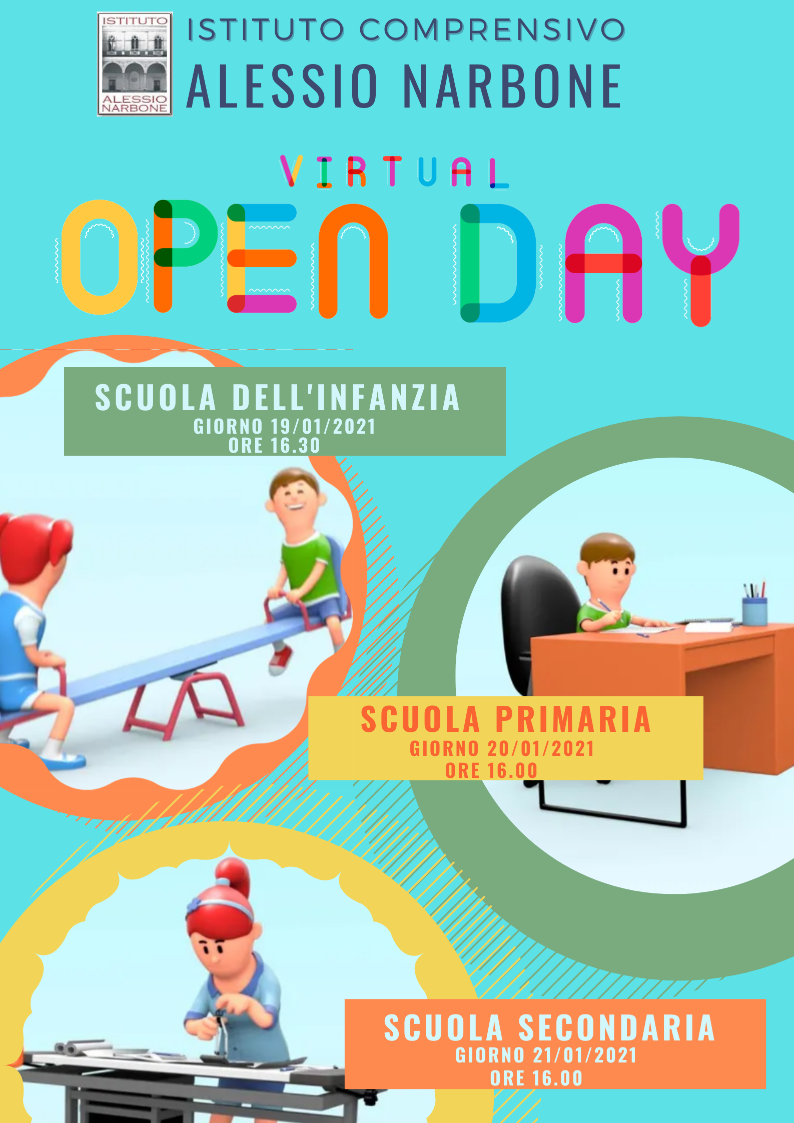 OpenDay 2020 2021